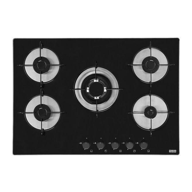 Cooktop-a-Gas-Glass-5-Queimadores---Franke