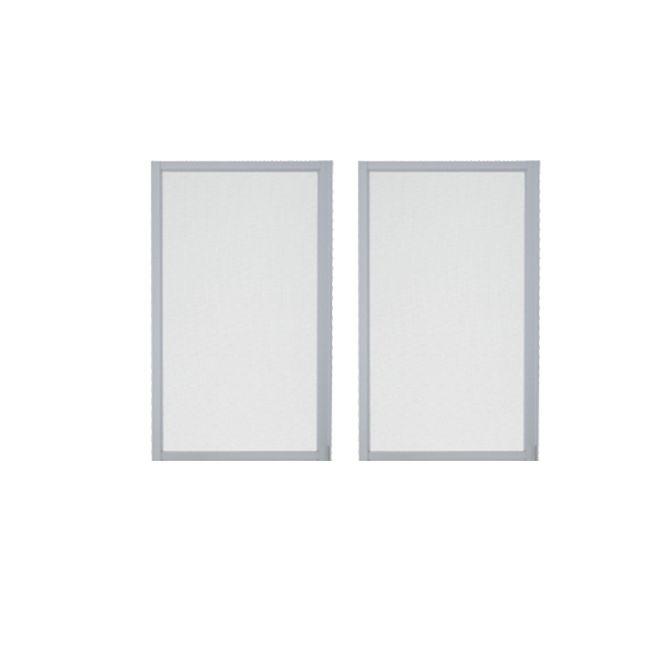 Tela-Mosquiteira-Janela-de-Correr-Aluminium-Branca-2-Folhas---Sasazaki