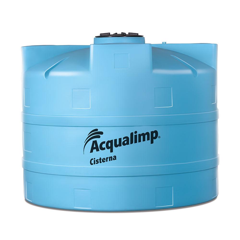 Cisterna 10000L Azul - Aqualimp