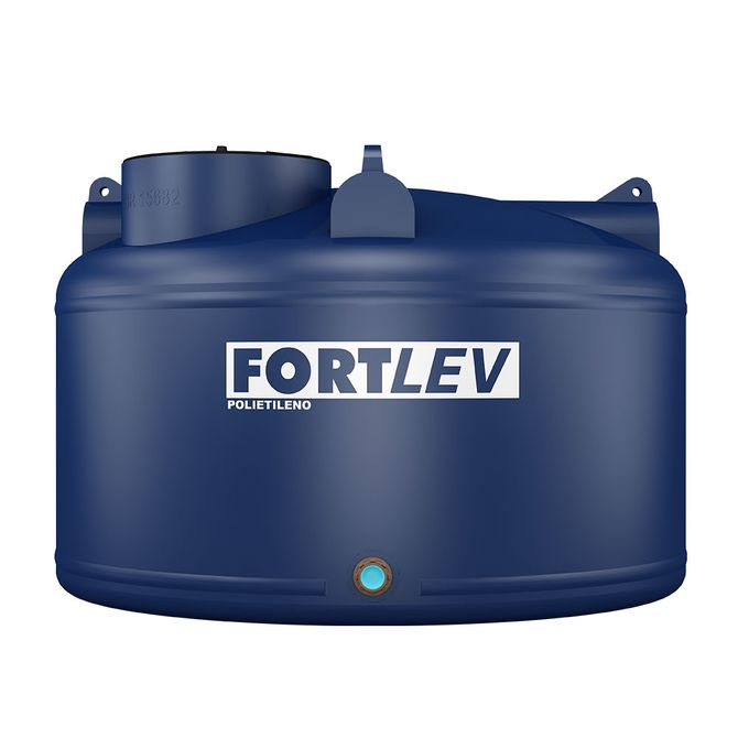 Caixa-D-Agua-Tanque-5000L-Azul-Fortplus-Tampa-Rosca---Fortlev