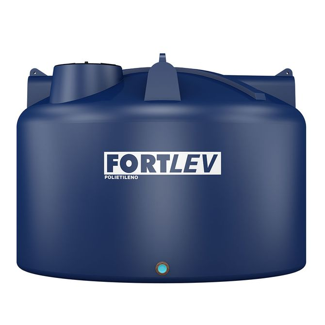 Caixa-D-Agua-Tanque-10000L-Azul-Fortplus-Tampa-Rosca---Fortlev