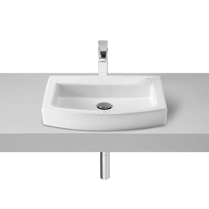 Banheiro  Cubas e Lavatórios  Cubas de Apoio Roca – padovani -> Cuba Para Banheiro Roca