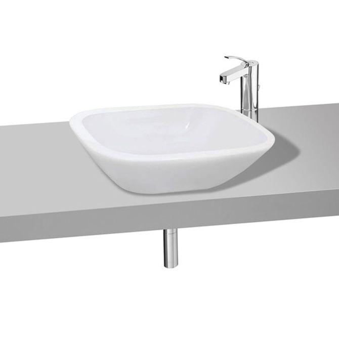 Banheiro  Cubas e Lavatórios  Cubas de Apoio Roca – padovani -> Cuba Para Banheiro De Apoio Urbi Branca Roca
