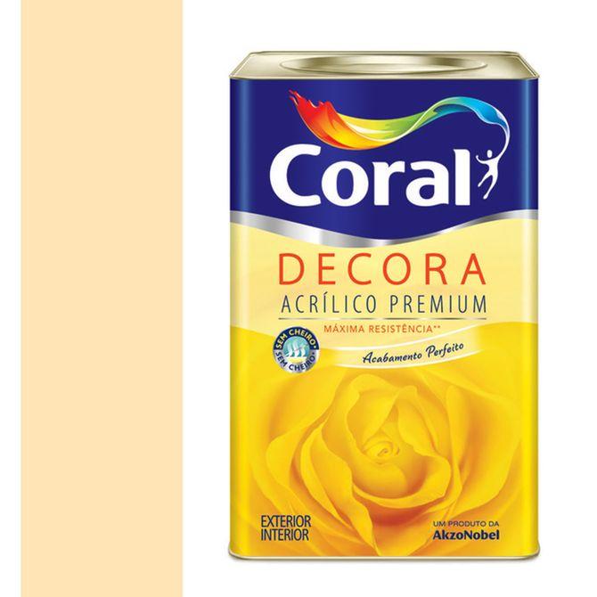 Tinta-Acrilica-Premium-Semibrilho-Decora-Perola-18L---Coral