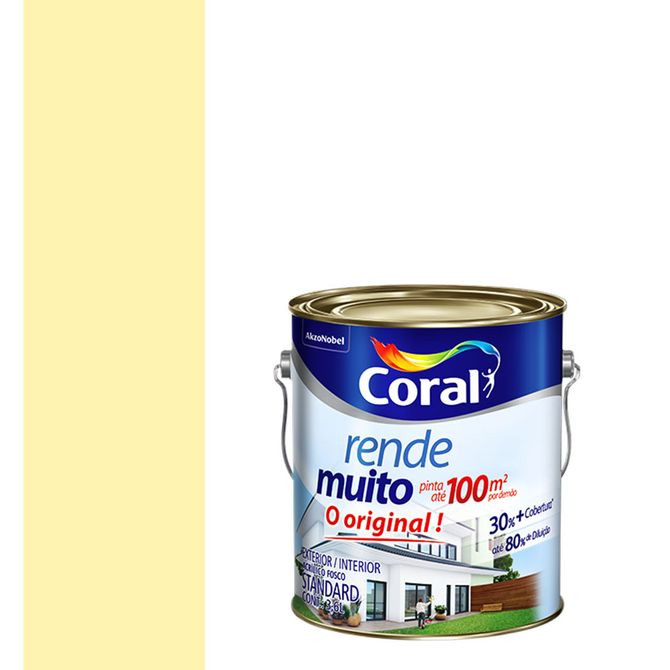 Tinta-Acrilica-Fosco-Rende-Muito-Amarelo-Vanilla-36L---Coral
