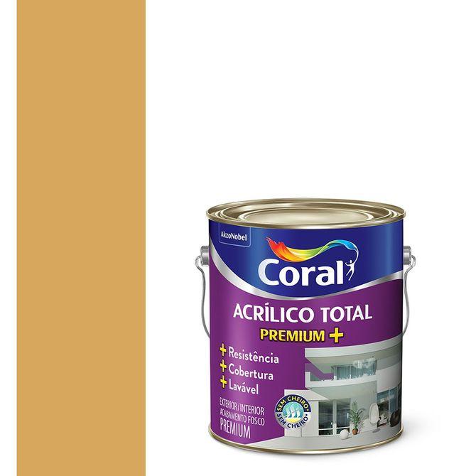 Tinta-Acrilica-Premium-Fosca-Acrilico-Total-Ocre-Colonial-36L---Coral
