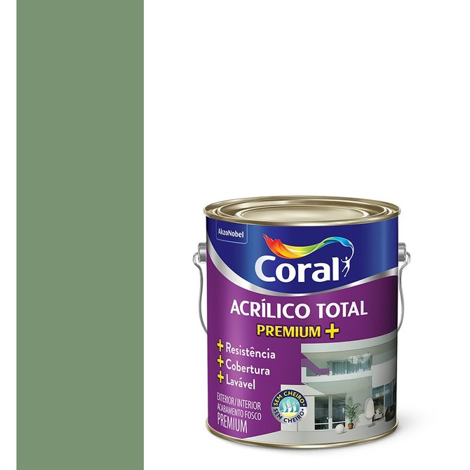 Tinta-Acrilica-Premium-Fosca-Acrilico-Total-Pimenta-Verde-36L---Coral