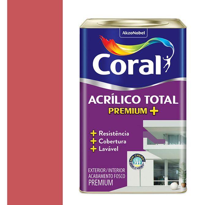 Tinta-Acrilica-Premium-Fosca-Acrilico-Total-Vermelho-Revigorante-18L---Coral