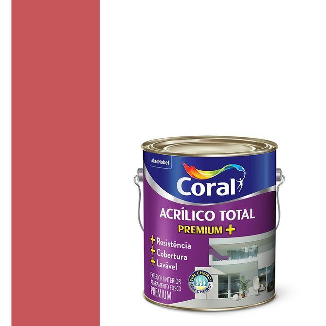 Tinta-Acrilica-Premium-Fosca-Acrilico-Total-Vermelho-Revigorante-36L---Coral