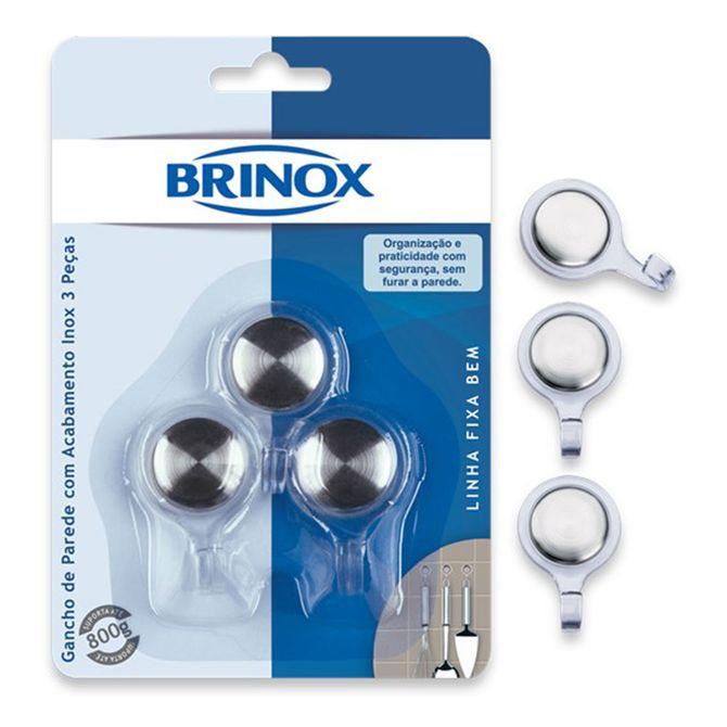 Gancho-de-Parede-Inox-Pequeno-Fixa-Bem-3-Pecas-2940-307---Brinox