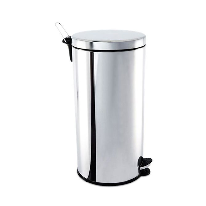 Lixeira-Inox-com-Pedal-e-Balde-Removivel-30L-3040-205---Brinox