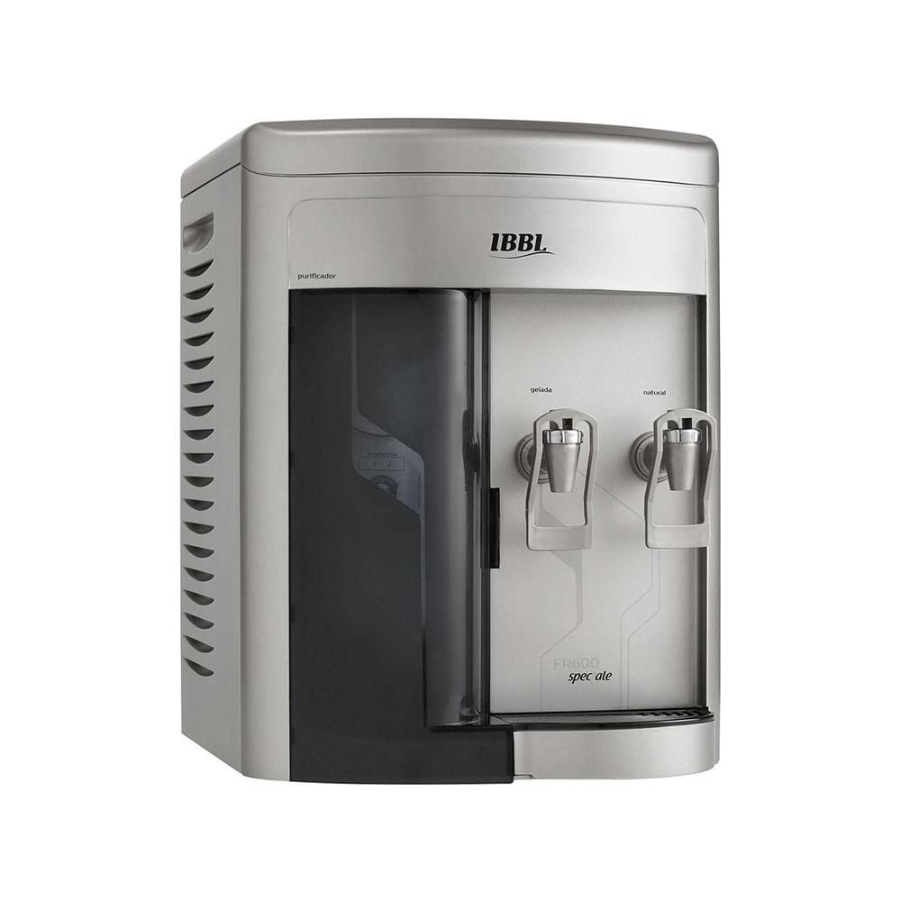 Purificador de Água FR 600 Speciale Prata - IBBL 110v