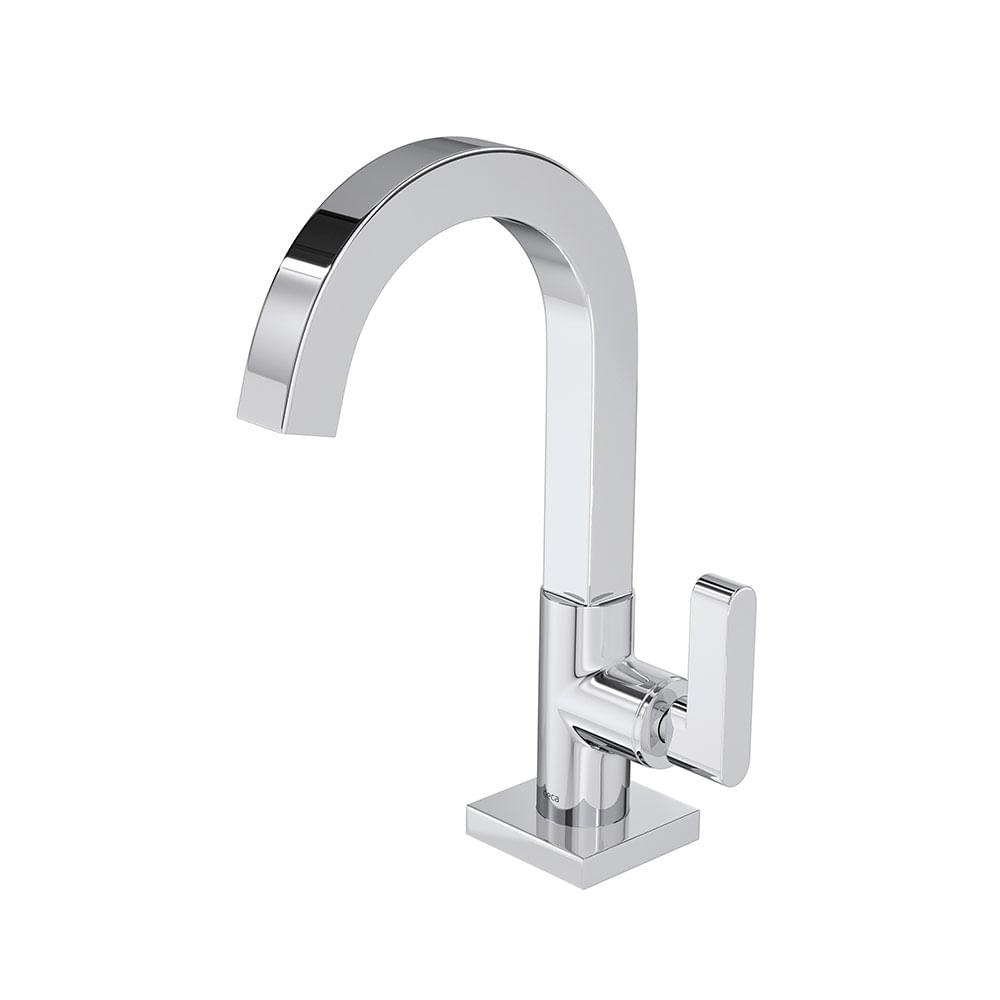 Torneira para Banheiro Mesa Soul  1198C38  Deca  padovani -> Torneira Plastica Para Pia De Banheiro