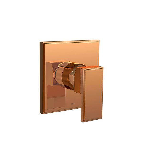 Acabamento-para-Chuveiro-Monocomando-Quadra-Red-Gold-4993.GL93.RD.CHU---Deca
