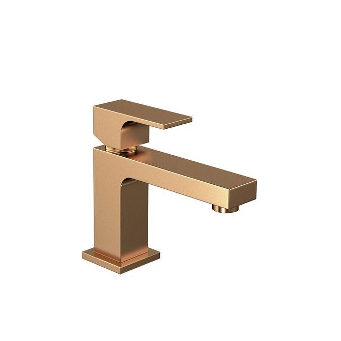 Misturador-Monocomando-para-Banheiro-Mesa-Unic-Gold-Matte-2875.GL90.MT---Deca