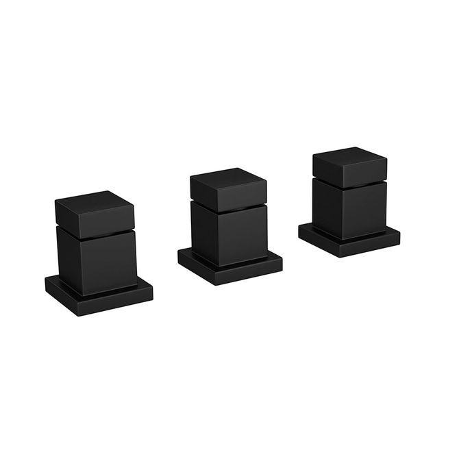 Misturador-para-Bide-Cubo-Black-Matte-1895.BL86.MT---Deca