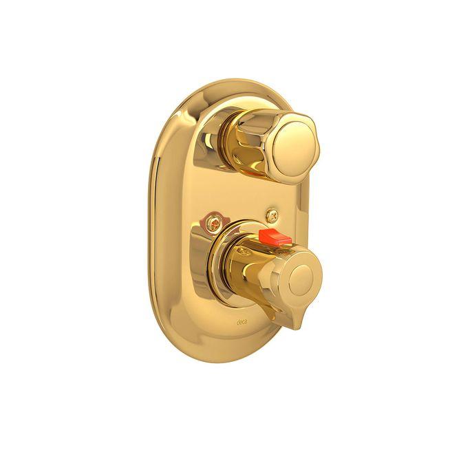 Misturador-para-Chuveiro-Termostato-Decaterm-Gold-2430.GL34---Deca