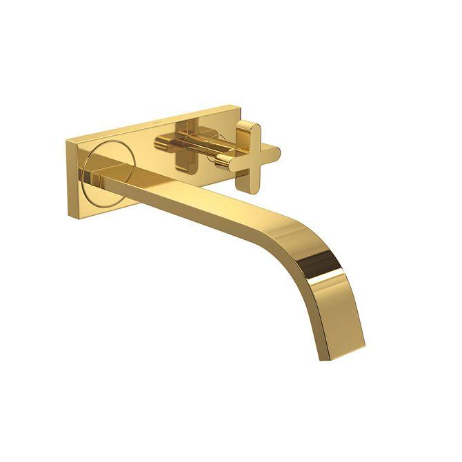 Torneira-para-Banheiro-Parede-com-Chapa-Polo-Classica-Gold-1179.GL32---Deca