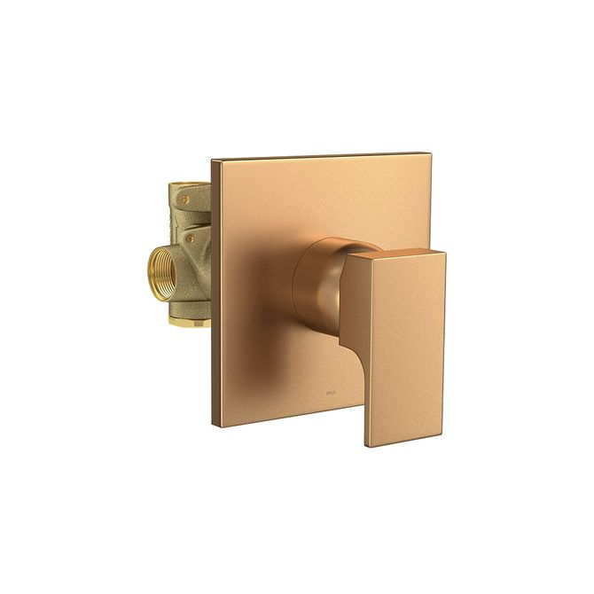 Monocomando-para-Chuveiro-Unic-Gold-Matte---2993.GL90.MT--Deca