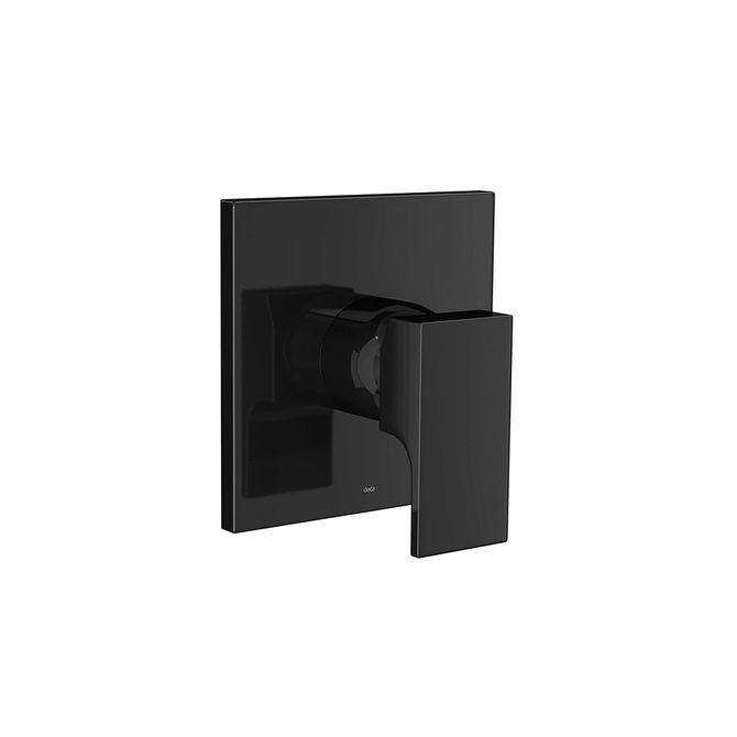 Acabamento-para-Chuveiro-Monocomando-Unic-Black-Noir-4993.BL90.NO---Deca