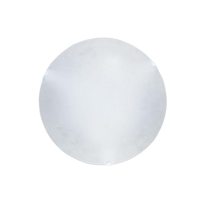 Plafon-Jurere-25cm-1x27-Branco---Taschibra