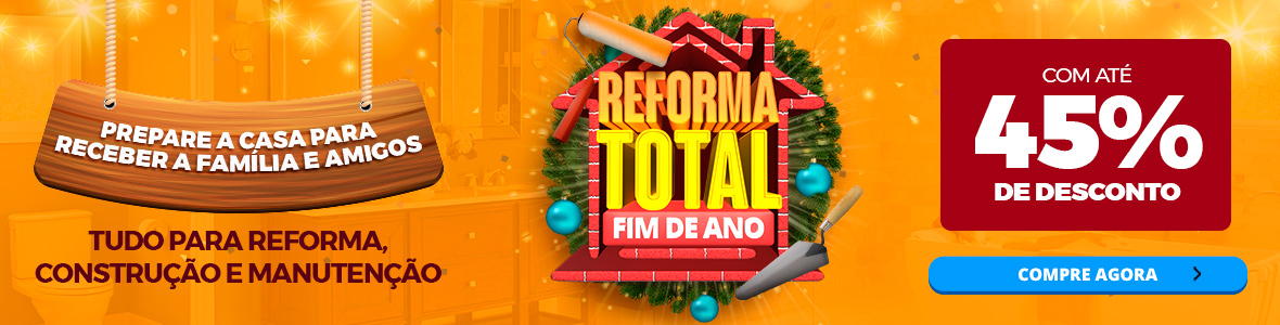 REFORMA TOTAL - NATAL