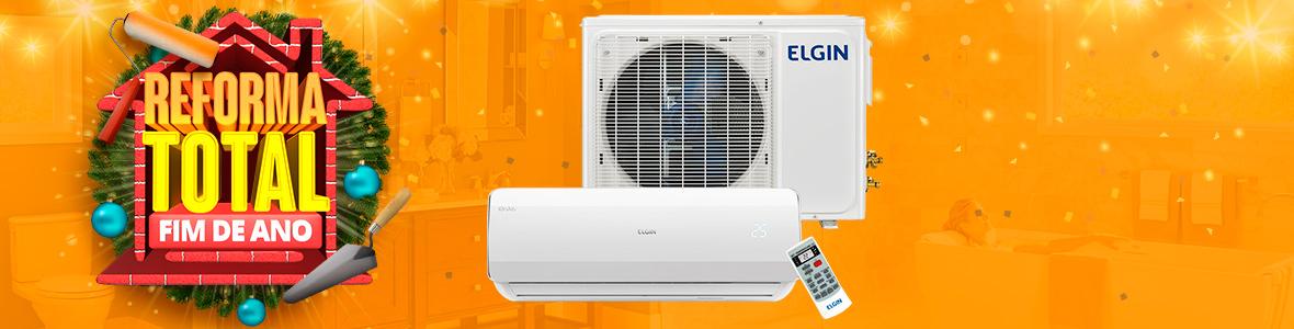 AR CONDICIONADO SPLIT ECO POWER 9.000 BTUS FRIO 220V - ELGIN