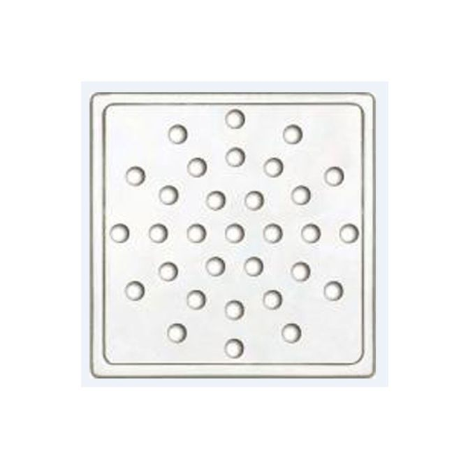 Ralo-Quadrado-Cromado-15x15cm---Expambox