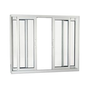 Janela-de-Aluminio-de-Correr-Aluminium-Branca-sem-Bandeira-sem-Divisao-sem-Grade-4-Folhas-100x150x9---Sasazaki