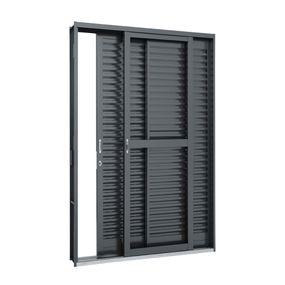 Porta-Balcao-de-Aco-de-Correr-Belfort-3-Folhas-Abertura-Direita-217x120x12---Sasazaki