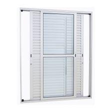 Porta-Balcao-de-Aluminio-de-Correr-Alumifort-Branca-3-Folhas-Moveis-216x160x13---Sasazaki