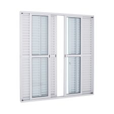 Porta-Balcao-de-Aluminio-de-Correr-Alumifort-Branca-6-Folhas-216x200x13---Sasazaki