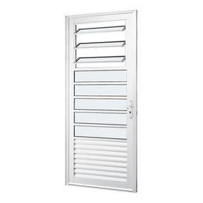 Porta-de-Aluminio-de-Abrir-Alumifort-Branca-com-Divisao-e-Bascula-1-Folha-Abertura-Esquerda-216x88x54---Sasazaki