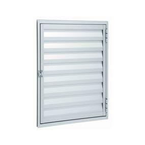 Portinhola-de-Aluminio-de-Abrir-Veneziana-Alumifort-Branca-1-Folha-80x60x19---Sasazaki