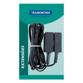 Extensao-Telefonica-Lisa-Preta-5m-57401822---Tramontina