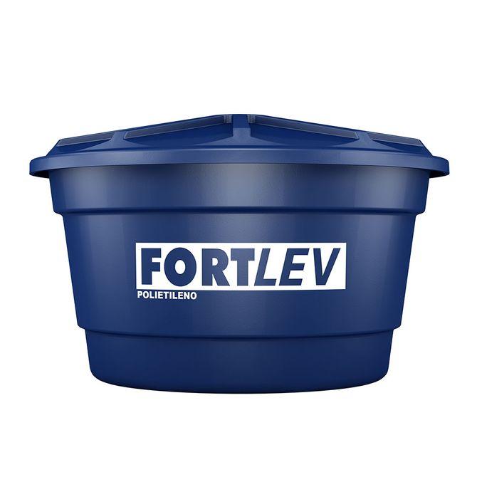 Caixa-D-Agua-310L-Azul-Polietileno---Fortlev