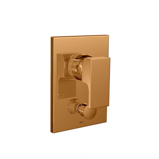 Monocomando-para-Chuveiro-Unic-Red-Gold-4-Vias-2994.GL90.RD---Deca