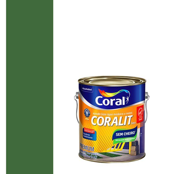 Esmalte-Sintetico-a-Base-de-Agua-Brilhante-Coralit-Verde-Folha-36L---Coral