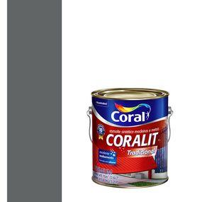 Esmalte-Sintetico-Brilhante-Coralit-Cinza-Escuro-36L---Coral