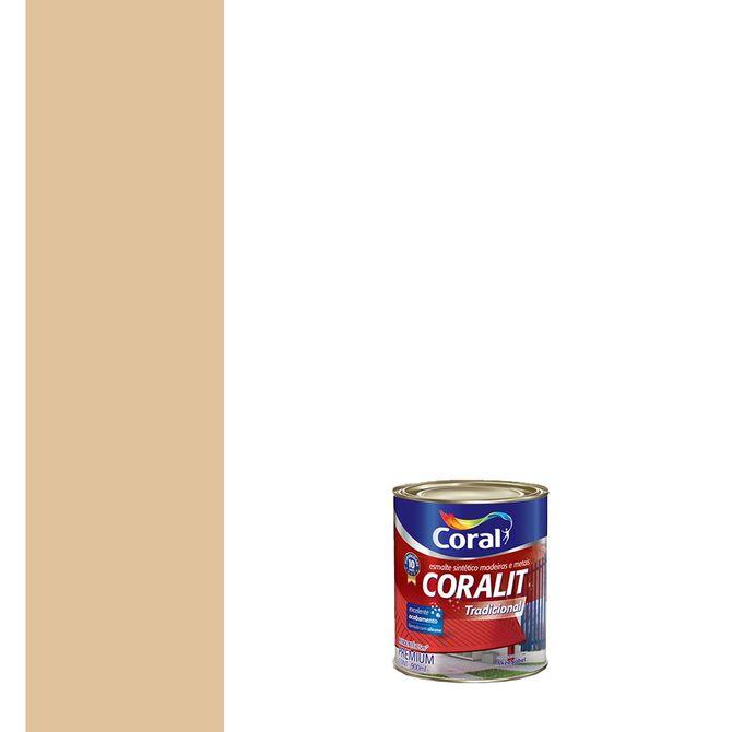 Esmalte-Sintetico-Brilhante-Coralit-Creme-900ml---Coral