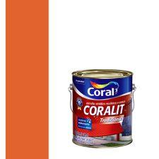 Esmalte-Sintetico-Brilhante-Coralit-Laranja-36L---Coral