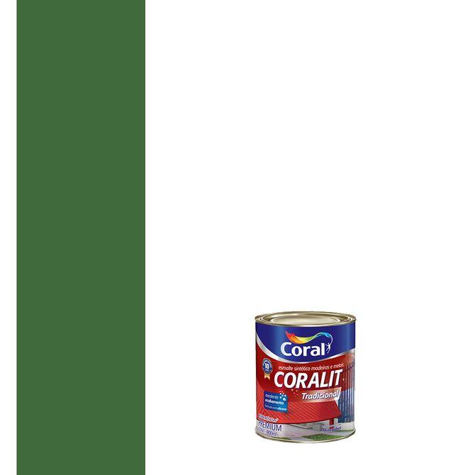 Esmalte-Sintetico-Brilhante-Coralit-Verde-Folha-900ml---Coral