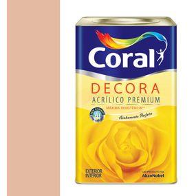 Tinta-Acrilica-Premium-Fosca-Decora-Pessego-18L---Coral
