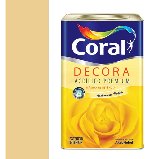 Tinta-Acrilica-Premium-Semibrilho-Decora-Cromo-Suave-18L---Coral