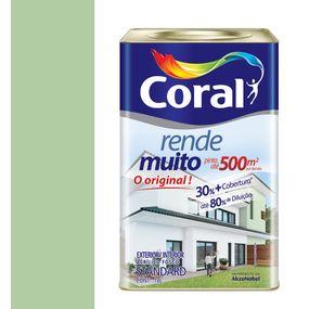 Tinta-Acrilica-Fosco-Rende-Muito-Verde-Kiwi-18L---Coral