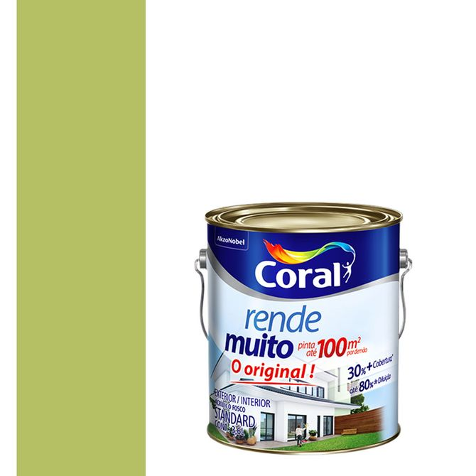 Tinta-Acrilica-Fosco-Rende-Muito-Verde-Limao-36L---Coral
