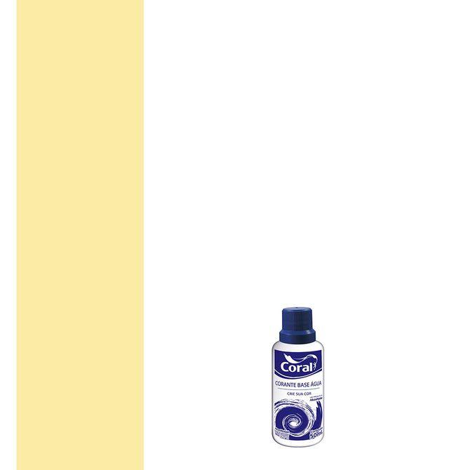 Corante-Base-Agua-Amarelo-50ml---Coral