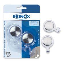 Gancho-de-Parede-Inox-Medio-Fixa-Bem-2-Pecas-2940-306---Brinox