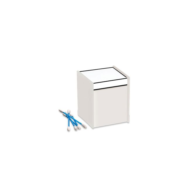 Porta-Cotonetes-Quadrata-Branco-1984-100--Brinox