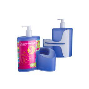 Dispenser-Abraco-Azul-600ml-10864-0461---Coza